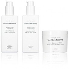 GLOSS Moderne Shampoo + Conditioner + Masque Trio ($155 value)