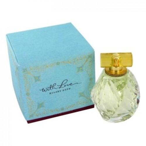With Love Hilary Duff By Hilary Duff For Women Eau De Parfum Spray 1.7 Oz