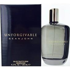 Unforgivable By Sean John For Men. Eau De Toilette Spray 4.2 Oz.